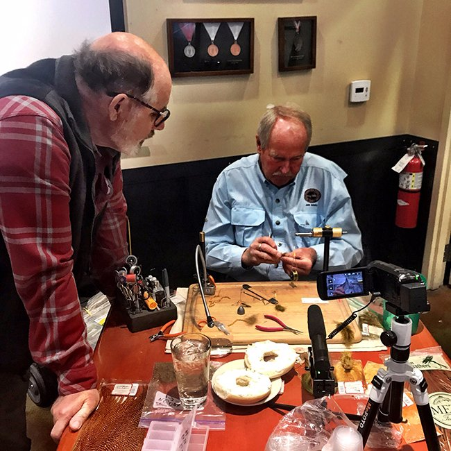 Beginner Fly Tying Jan 2019 01