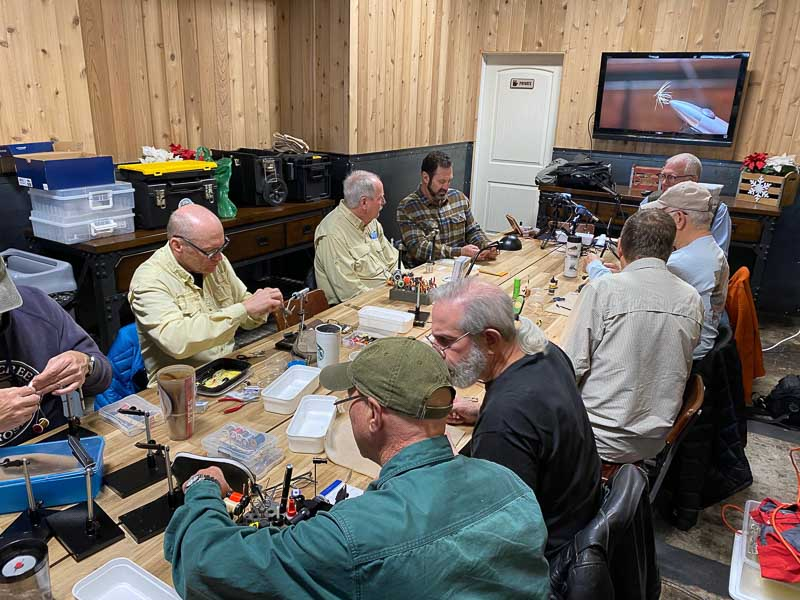 Beginner Fly Tying Jan 2020 03