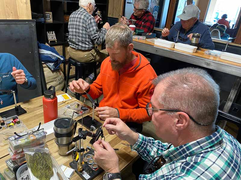 Beginner Fly Tying Jan 2020 04