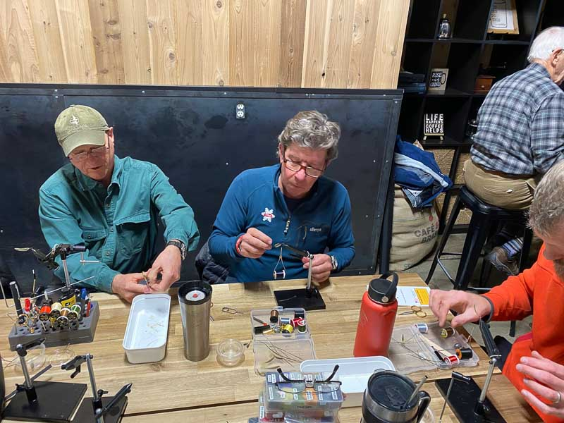 Beginner Fly Tying Jan 2020 05