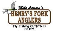 Logo Henrys Fork Anglers
