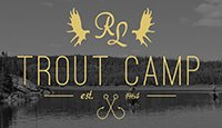 Logo Trout Camp