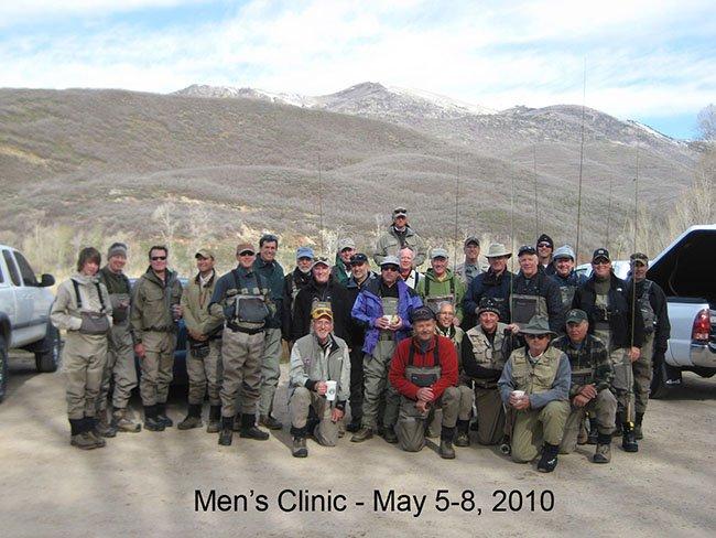 Mens Clinic May 2010