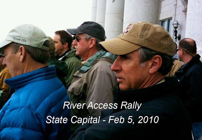 River Access Rally Feb 2010 02